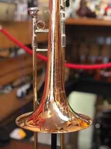 C.G. Conn 52H Artist Series Bb+F Tenor Trombone (Reconditioned) - Varsity Music Shop