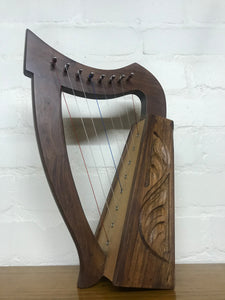 8 String Baby Knee Harp - Varsity Music Shop