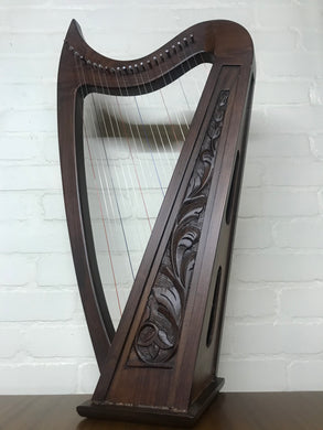 22-String Rosewood Pixie Harp