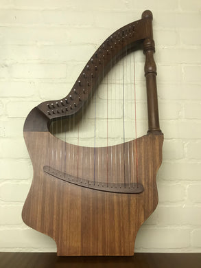 22 String Lute Harp