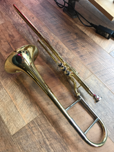 Load image into Gallery viewer, Levante LV-TB4155 Eb-Alto Valve Trombone - Varsity Music Shop