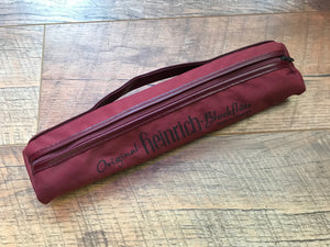Original Heinrich Blockflüte Wooden Alto Recorder - Made in Germany - Varsity Music Shop