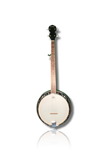 Maxtone Standard 5 String Closed Back G Banjo - Varsity Music Shop