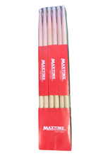 Load image into Gallery viewer, Maxtone Drumstick Bundle! Pack of 12 Nylon Tip 7A's - Varsity Music Shop