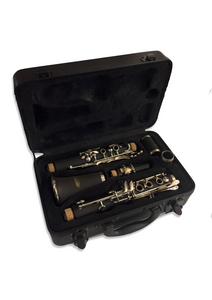 Nashville Student Bb Clarinet Outfit with Hard Case - Varsity Music Shop