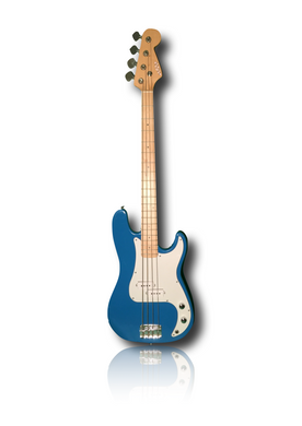 Nashville Precision Bass - Blue - Varsity Music Shop