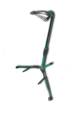 Nashville Guitar Stand - Chrome - Varsity Music Shop