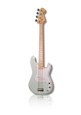 Nashville Precision Bass - Sea Foam - Varsity Music Shop