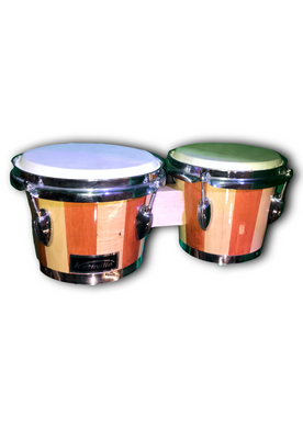 Nashville Natural Wood Bongo Drums - Varsity Music Shop