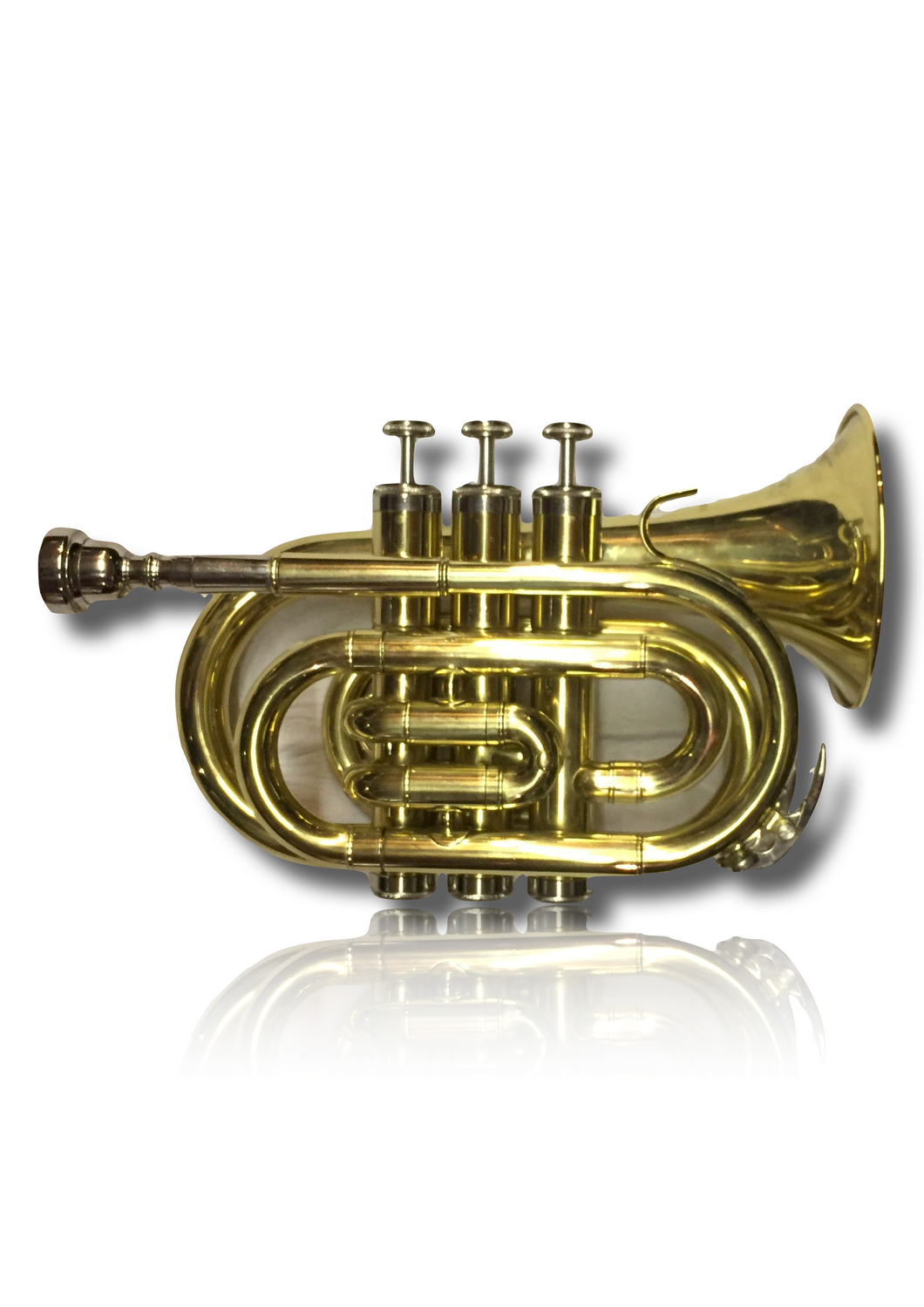 Nashville Pocket Trumpet (With Hard Case) - Varsity Music Shop