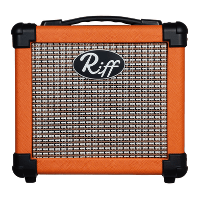 RIFF BATTERY / MAINS PORTABLE 10W AMP - Varsity Music Shop