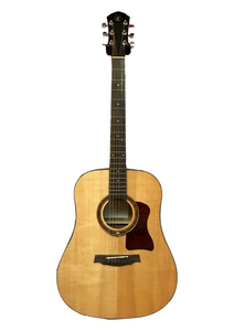 Rivertone SD-182 Dreadnought Standard Acoustic Guitar with Soild Spruce Top - Varsity Music Shop