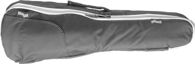 Stagg Padded Nylon Gig Bag for Concert Ukulele - Varsity Music Shop
