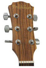 Load image into Gallery viewer, Freshman 20th Anniversary Series FALTDWALO All Walnut Acoustic Guitar - Varsity Music Shop