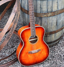 Load image into Gallery viewer, Freshman 20th Anniversary Series FALTDKOAO OM Acoustic Guitar All Koa - Varsity Music Shop