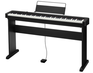 Casio CDP-S150BK, 88 Key Digital Piano with Stand - Varsity Music Shop