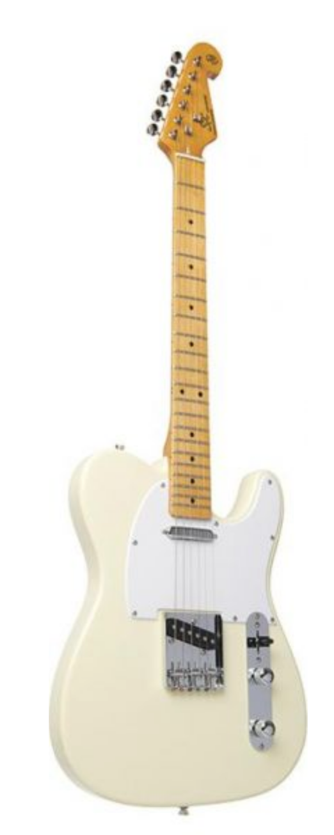 SX Telecaster Style Electric Guitar - Varsity Music Shop