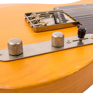 Vintage V52 Icon - Distressed Butterscotch - Varsity Music Shop