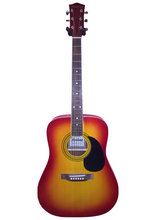 Load image into Gallery viewer, Academy BA-302 Cherry Sunburst - Varsity Music Shop