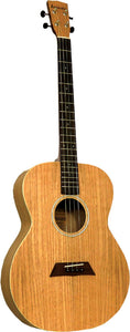 Ashbury Tenor Guitar - Flamed Oak (GDAE) - Varsity Music Shop
