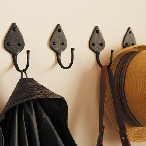Blacksmith Forge Range Coat Hooks
