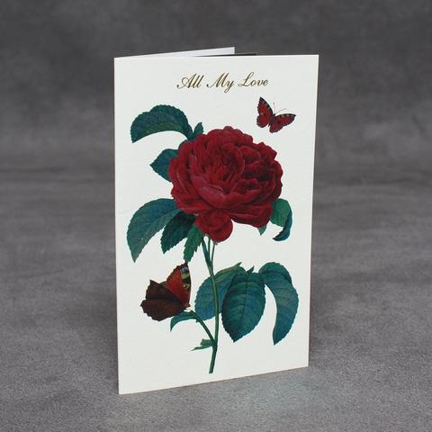 Valentines Day Card By Fox and Butler By Pigment