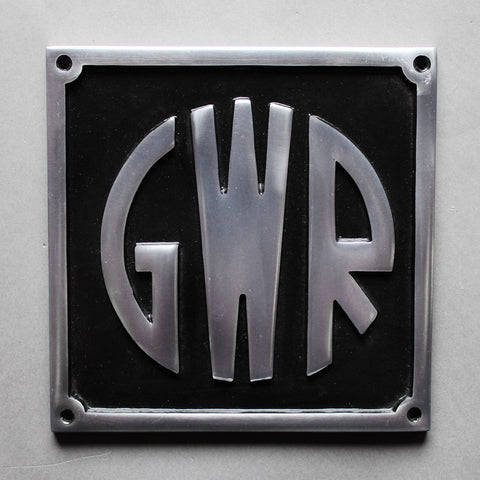 GWR Railway Sign
