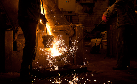 Black Ironmongery Foundry