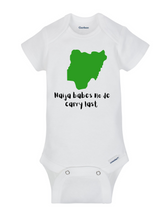 Load image into Gallery viewer, Personalized Baby Onesie