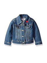 Load image into Gallery viewer, No Glass Ceilings Denim Jacket