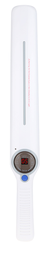 Rapid UV-C Sanitizer Hand Wand