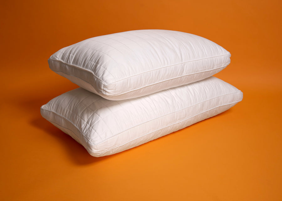 Queen and King bamboo pillow