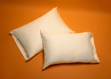 ivory bamboo pillow cases product image