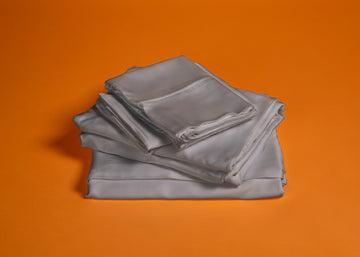 Silver Bamboo Sheet Set