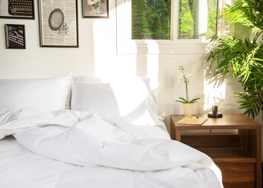 Origin Duvet Lifestyle shot