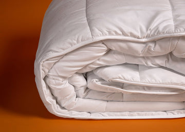 antimicrobial duvet close up
