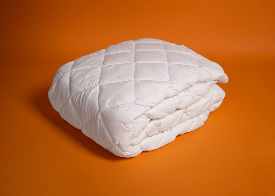 antimicrobial mattress pad product image