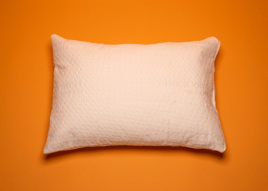 aerial view of copper ion pillow protector