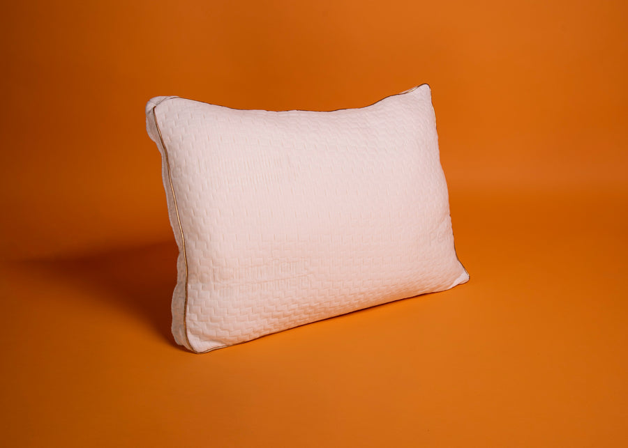 Copper Ion Pillow with copper piping