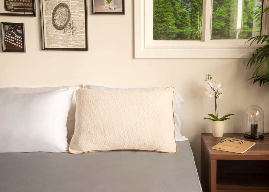 copper ion pillow lifestyle
