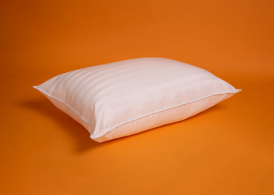 Width of Solutions Allergy Stripped 2-Pk Pillows