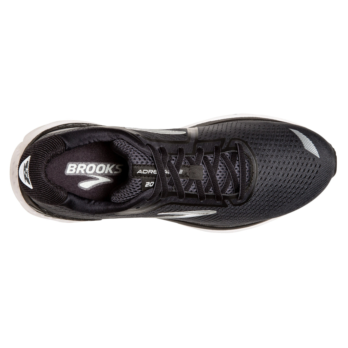 Brooks Adrenaline GTS 20 Mens 2E Wide - Sole Motive
