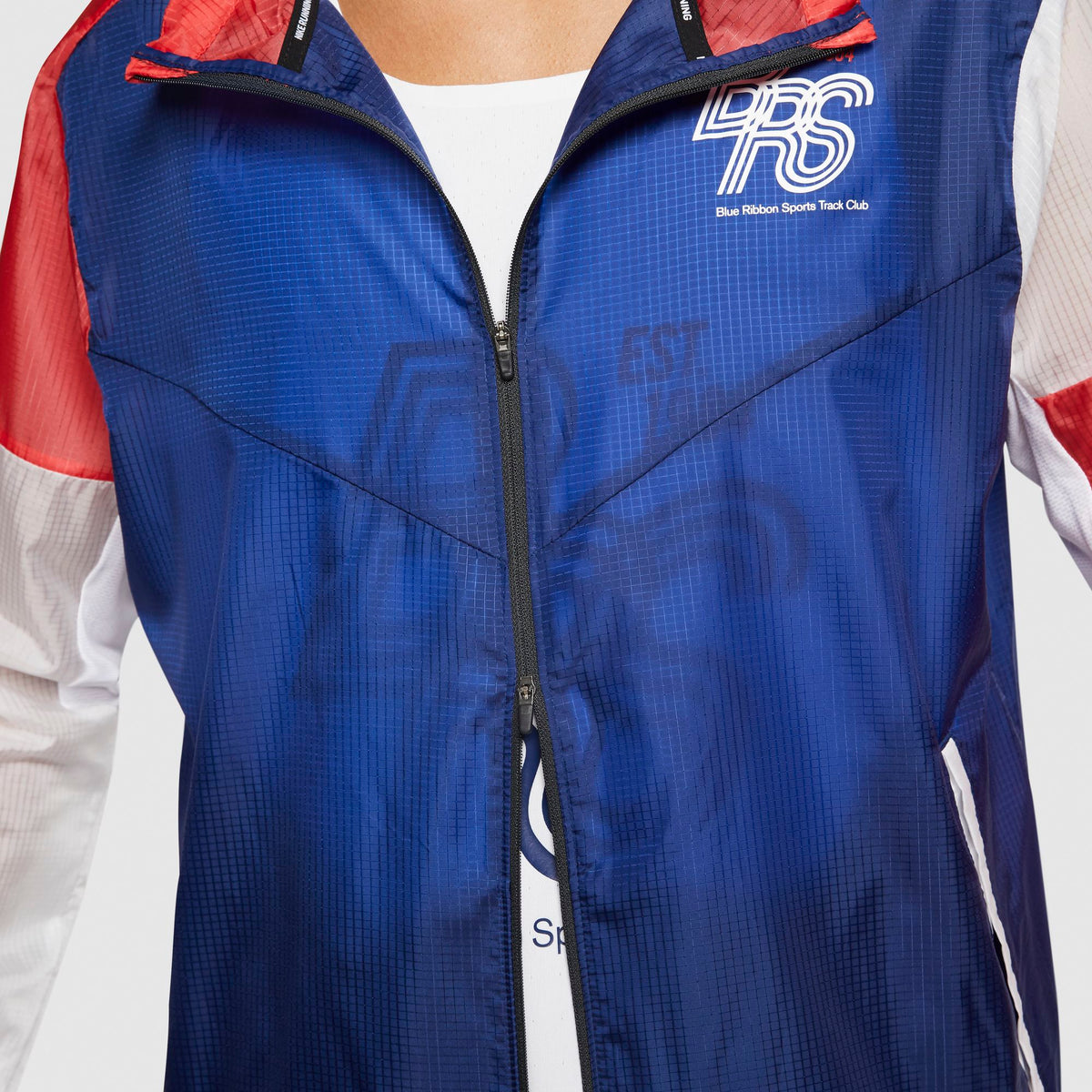 Nike Unisex Blue Ribbon Sports Running Jacket