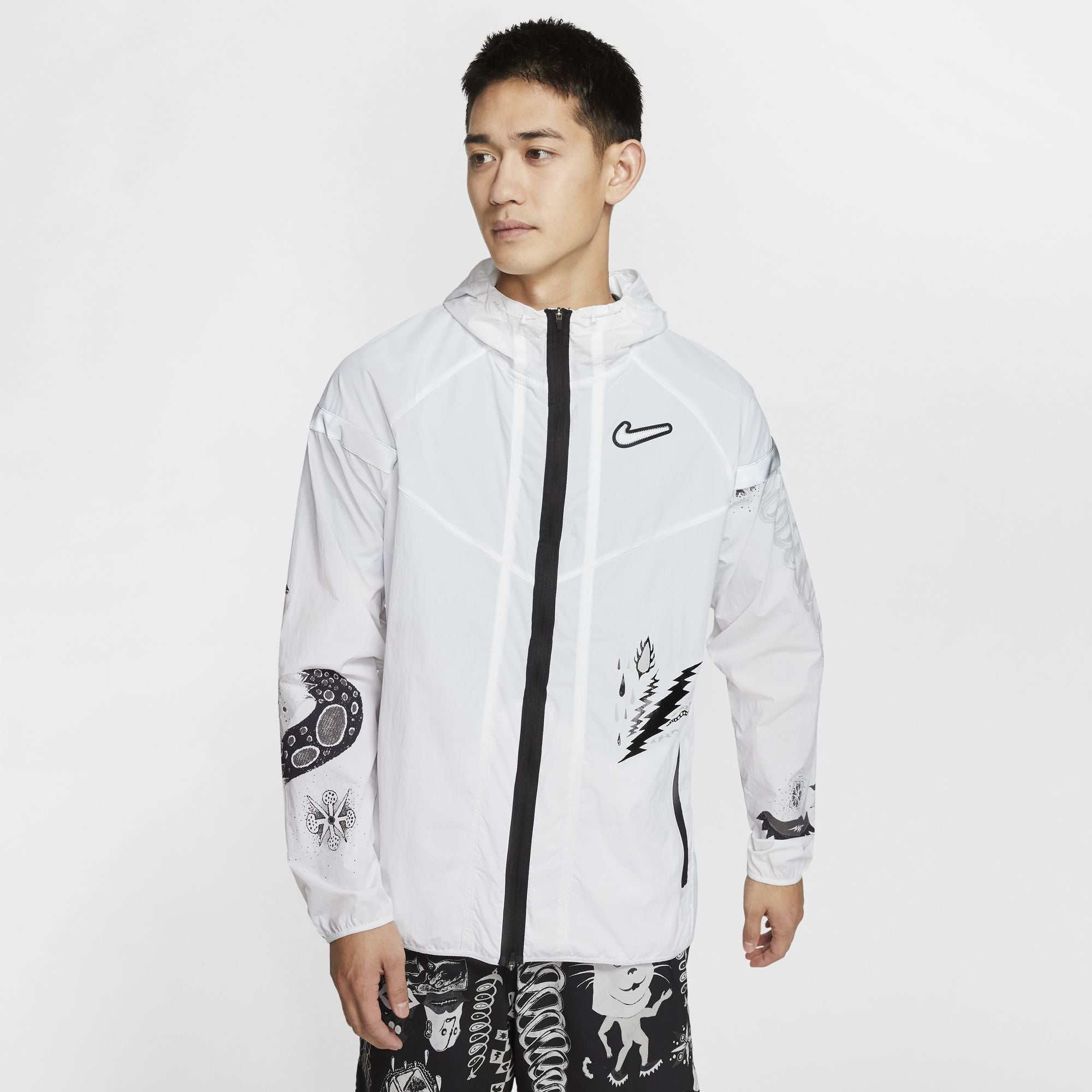 Nike Mens Windrunner Wild Run Jacket - Sole Motive