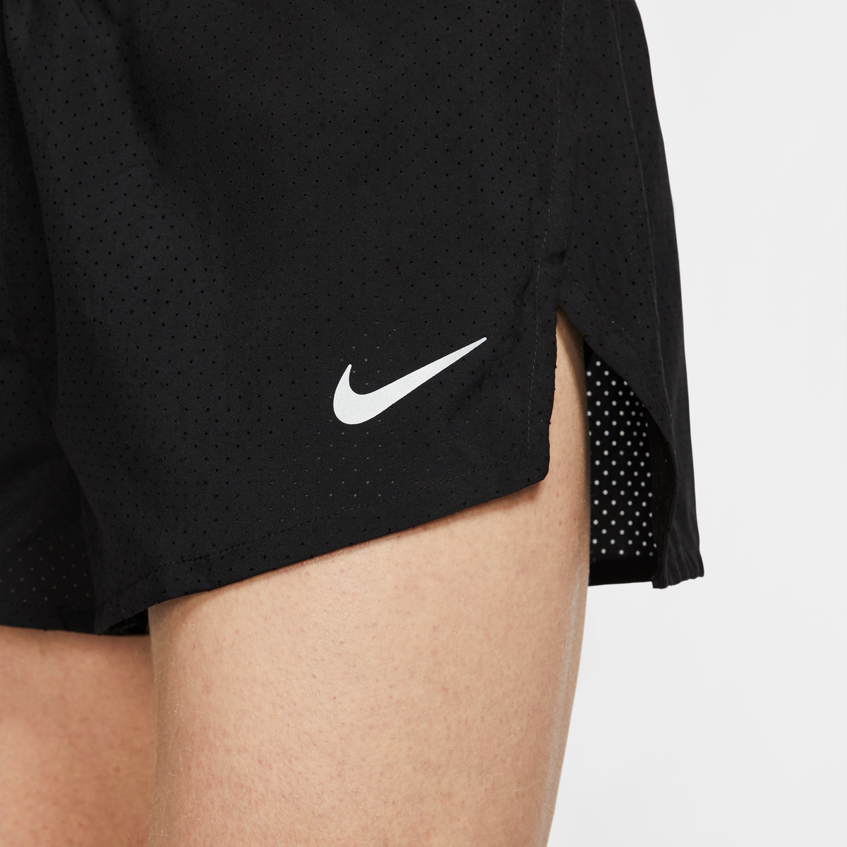 Nike 2 Inch Fast Split Shorts Mens