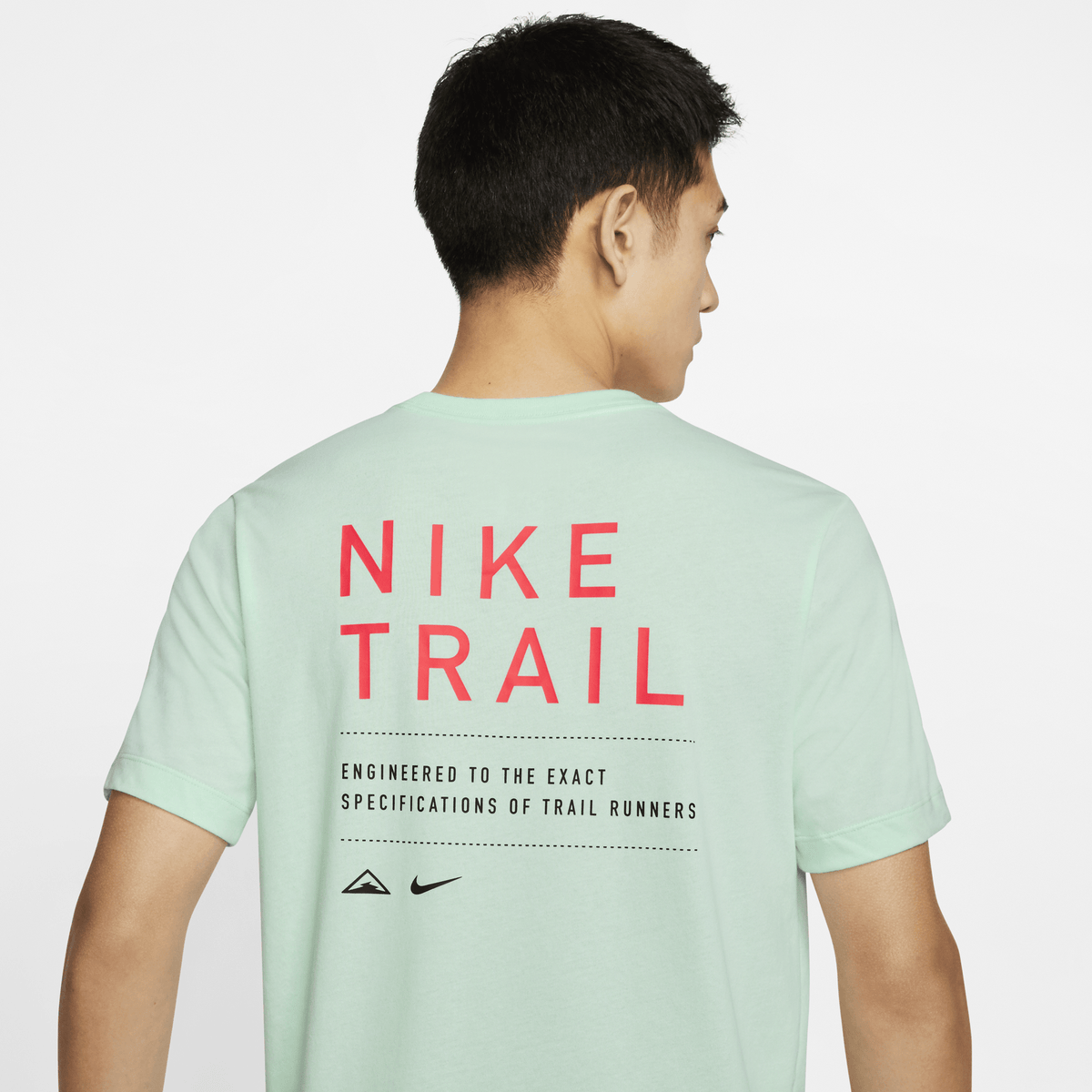 Nike Dri-Fit Trail Tee Mens - Sole Motive