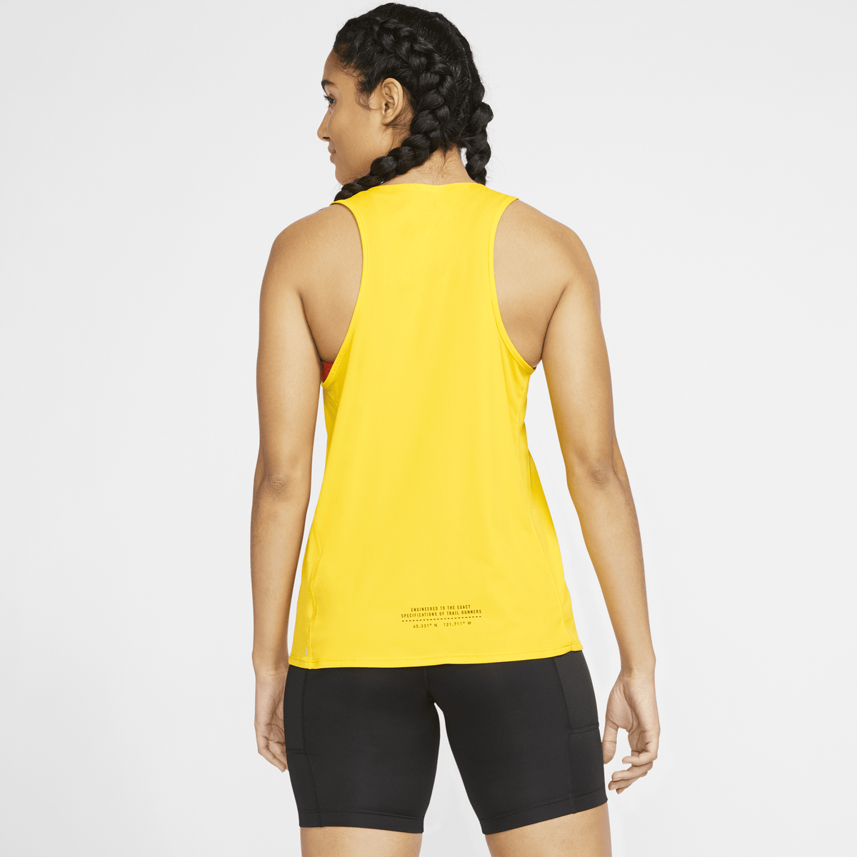 Nike City Sleek Trail Running Tank Womens - Sole Motive