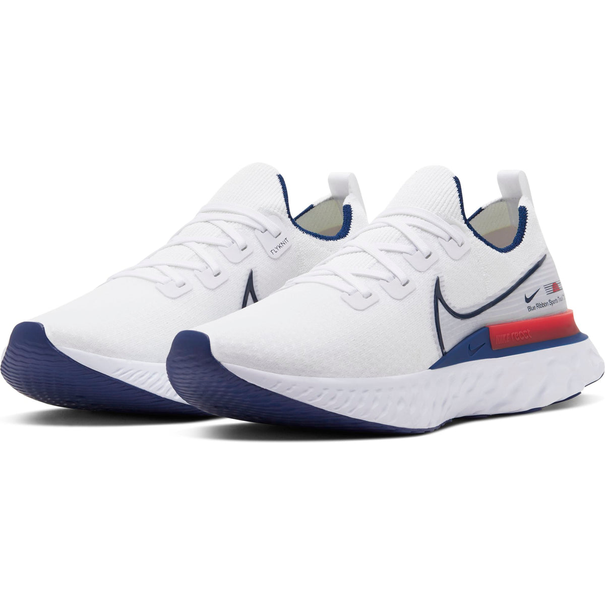 Nike React Infinity Run FlyKnit Blue Ribbon Sports Mens