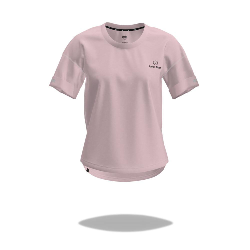 Ciele Womens Not So Basic T-Shirt - Time - Rowly