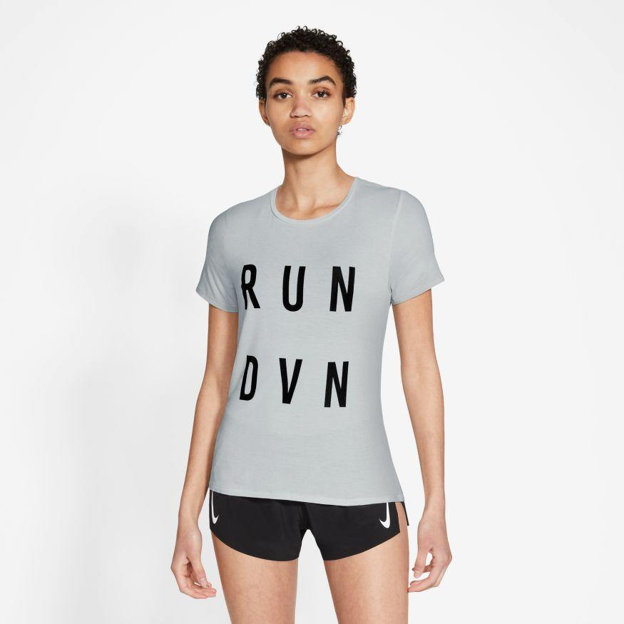Nike City Sleek Run Division Tee Womens